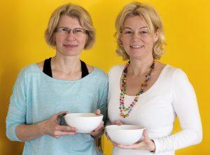 Margit Sperber und Mag. Margit Fensl