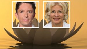P.A. Straubinger und Margit Fensl