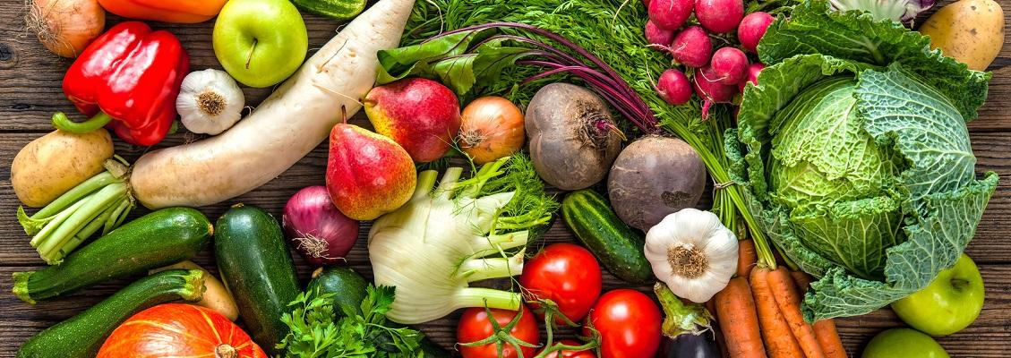 Obst und Gemüse Ernähurngsberatung Margit Fensl
