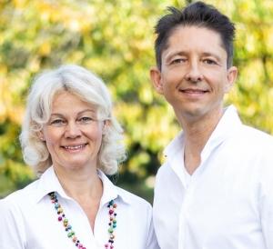 Margit Fensl und P.A. Straubinger